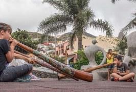 El ocio y la cultura, protagonistas del fin de semana en Vallehermoso