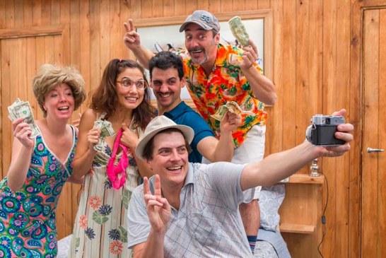 Cinco actores darán vida a 24 personajes en la obra teatral 'La estupidez'