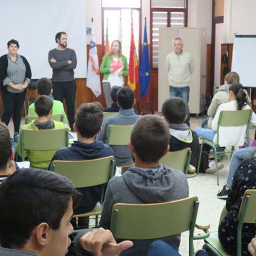 La Palma Stop Bullying, proyecto que pretende sensibilizar sobre el acoso escolar