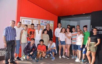 El Ayuntamiento de San Bartolomé de Tirajana abre el Punto Joven de El Tablero