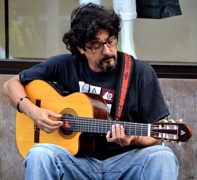 Rubén Díaz, premio MUMES 2016 por su labor en favor de las músicas mestizas