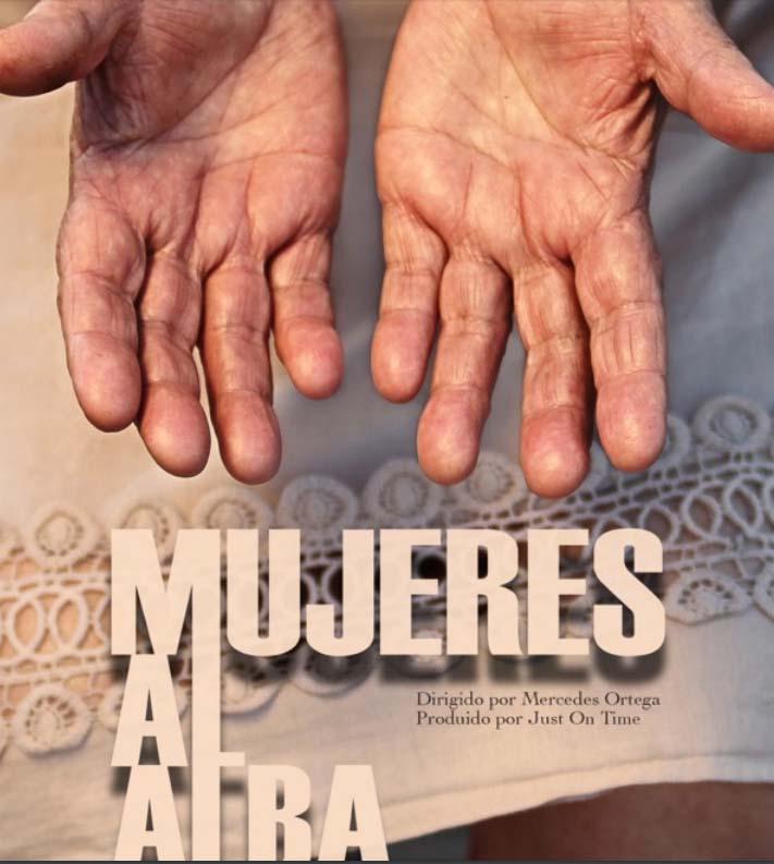 """La Gomera Film Comission y el Cabildo Insular colaboran con el rodaje de """"Mujeres al Alba"""""""