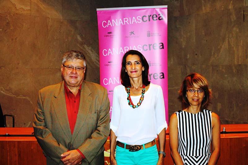 """El Gobierno, la Fundación CajaCanarias y la Obra Social """"la Caixa"""" suman recursos para la movilidad de los artistas en el exterior"""