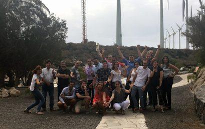 El Cabildo de Tenerife gradúa en liderazgo, innovación y creatividad a jóvenes emprendedores