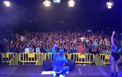 El 'Valverde Blue Young Festival' congrega a más de 600 personas en su primera edición