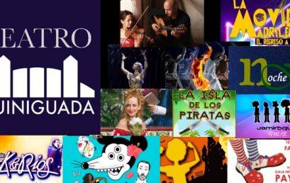 El Teatro Guiniguada inicia la temporada con 15 montajes canarios de música, teatro y danza