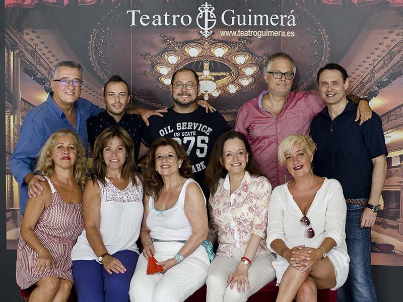 El Teatro Guimerá acogerá del 6 al 9 de octubre la obra 'Vaya par de gemelas'