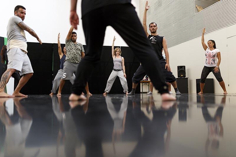 Danza en Comunidad retoma su programación y acerca las artes del movimiento a distintos colectivos sociales