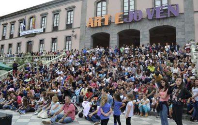 Arte Joven en la Calle se celebra el próximo 22 de octubre