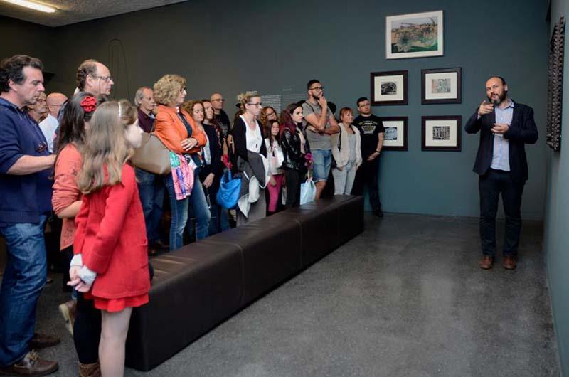 TEA Tenerife Espacio de las Artes ofrece una jornada de puertas abiertas y varias actividades con motivo de Plenilunio