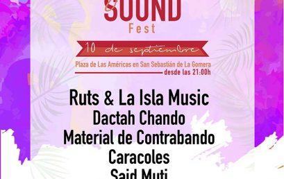 El Festival Gomera Sound Fest reúne a los mejores artistas del Archipiélago