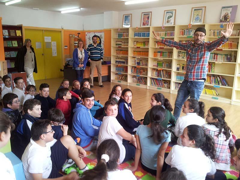 Ayuntamiento de Los Realejos y CajaCanarias programan talleres escolares de creación de textos e ilustraciones