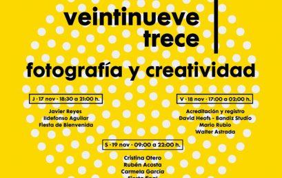 El I Encuentro de Fotografía y Artes Visuales de Lanzarote traerá a la isla a profesionales de la talla de Walter Estrada, Cristina Otero o Mario Rubio