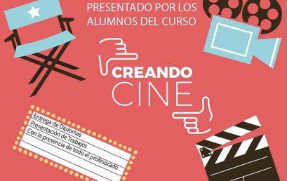 TEA Tenerife Espacio de las Artes proyecta los trabajos de los alumnos de la primera promoción del curso Creando cine