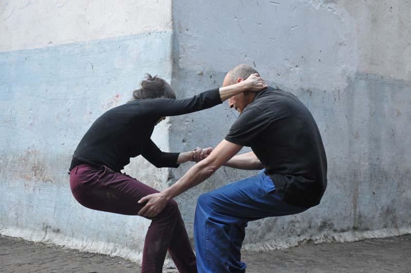 El FAM'16 lleva esta semana a Garachico las 'Esquinas viajeras', de la compañía de danza Association Manifeste