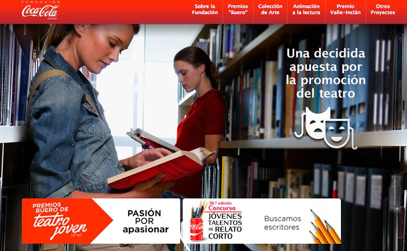 La Fundación Coca-Cola pone en marcha la 14ª edición de los premios Buero de Teatro Joven