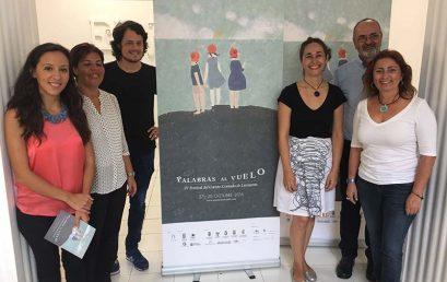 """Palabras al Vuelo llevará el """"arte de la palabra"""" a diversos espacios de Lanzarote"""