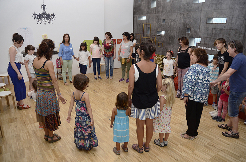 TEA Tenerife Espacio de las Artes oferta una nueva sesión del MusiTEA, un programa educativo que aúna el arte y la música