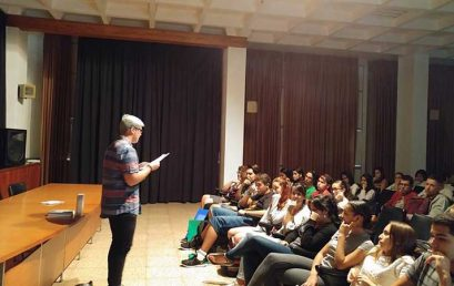 """Bohemia Pulido Salazar presenta su libro """"Sombras"""" en Lanzarote"""