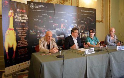 El Festival Internacional Clownbaret (FIC) trae al Guimerá al dúo Faemino y Cansado