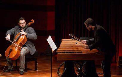 El dúo Soco presenta su último trabajo discográfico en la sala Espacio Guimerá