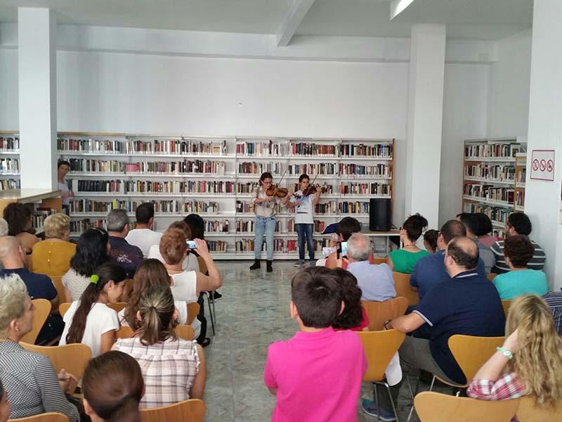 La biblioteca de Candelaria, premiada en la XVII Campaña María Moliner