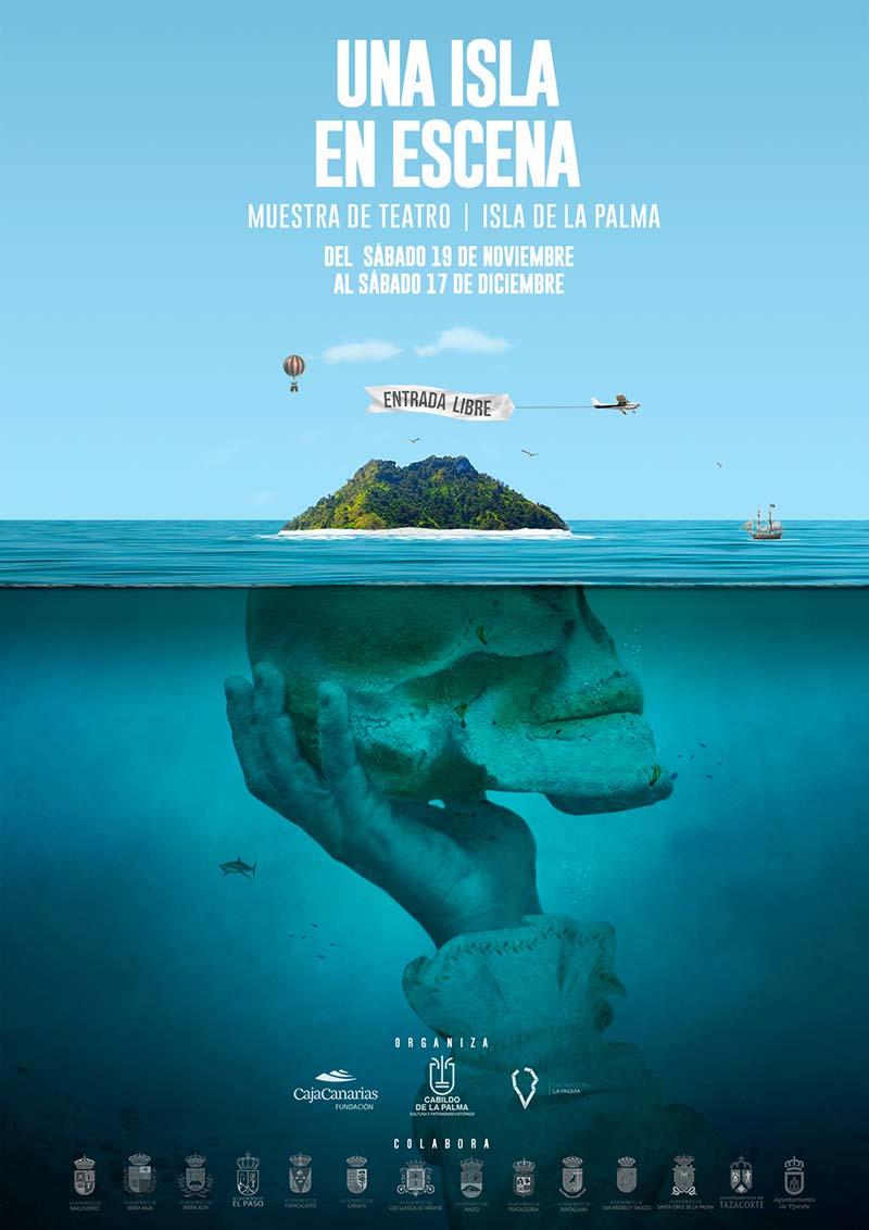 'Lágrimas del éxodo' abre este sábado el ciclo 'Una Isla en Escena'