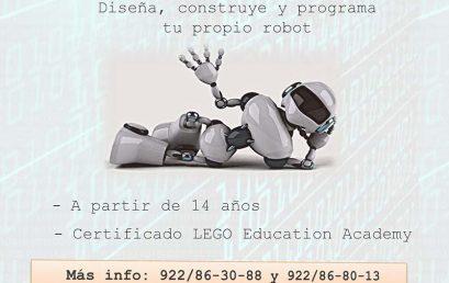 Santiago del Teide organiza un taller de robótica para jóvenes
