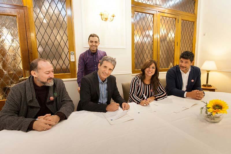 La Palma Film Commission patrocinará a la Unión de Actores y Actrices de España