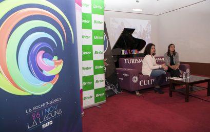 Más de veinte de escenarios dinamizarán 'La Noche en Blanco de La Laguna'