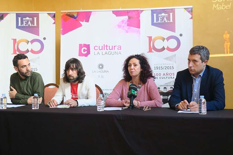 El Teatro Leal acogerá el proyecto de promoción para la danza canaria 'Dance-Inter-Faces'