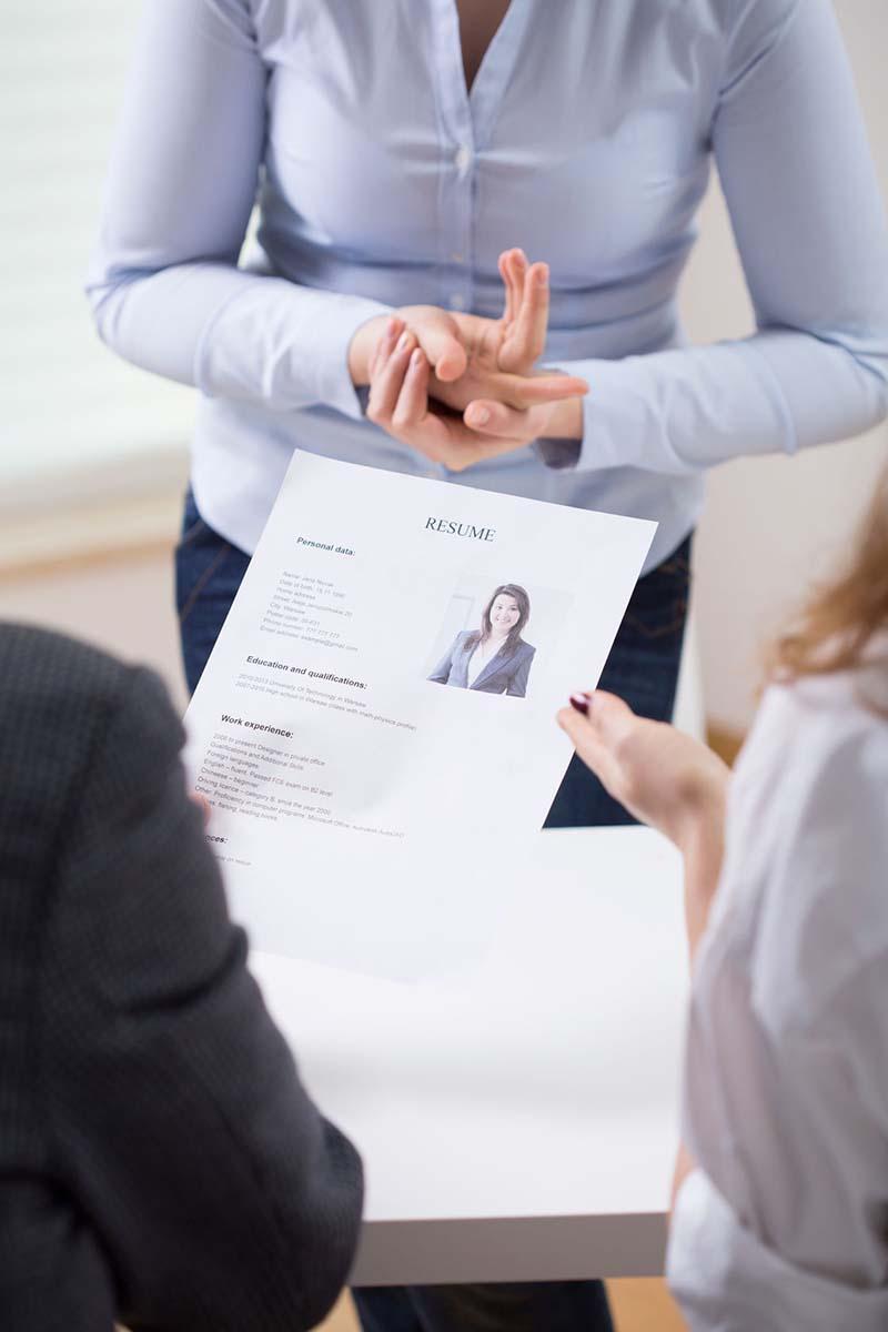 Búsqueda activa de empleo y emprendeduría