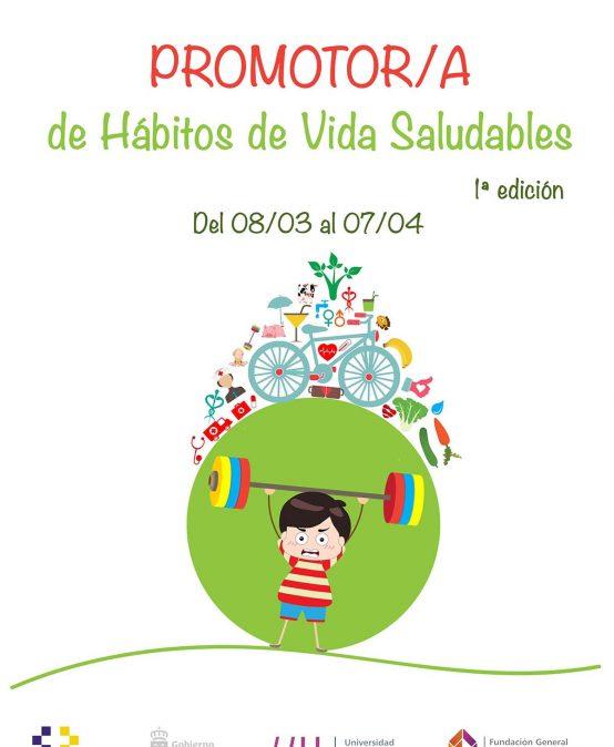 Promotor/a de Hábitos de Vida Saludables (1ª edición)