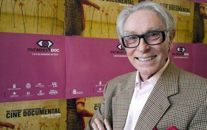 MiradasDoc rinde homenaje a la arrolladora vitalidad creativa de Pepe Dámaso
