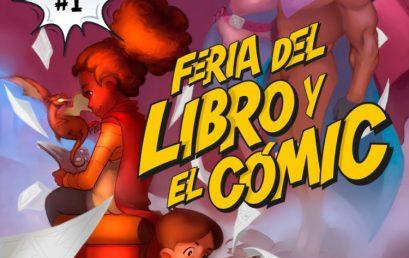 La Feria del Libro y del Cómic de Adeje trae consigo infinidad de propuestas para todos los públicos