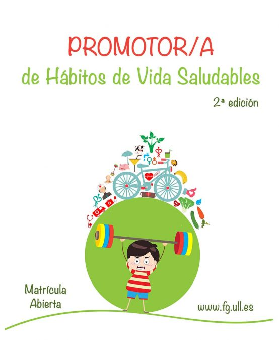 Promotor/a de Hábitos de Vida Saludables (2ª edición)