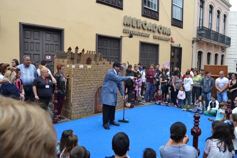 La Feria de Arte Joven en la Calle de La Orotava se celebrará el sábado 23 de septiembre