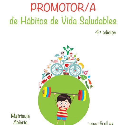 Promotor/a de Hábitos de Vida Saludables (4ª edición)