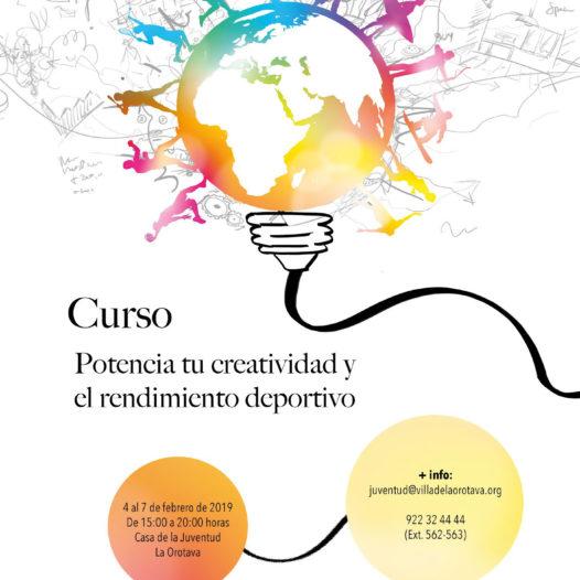 Potencia tu creatividad y el rendimiento deportivo