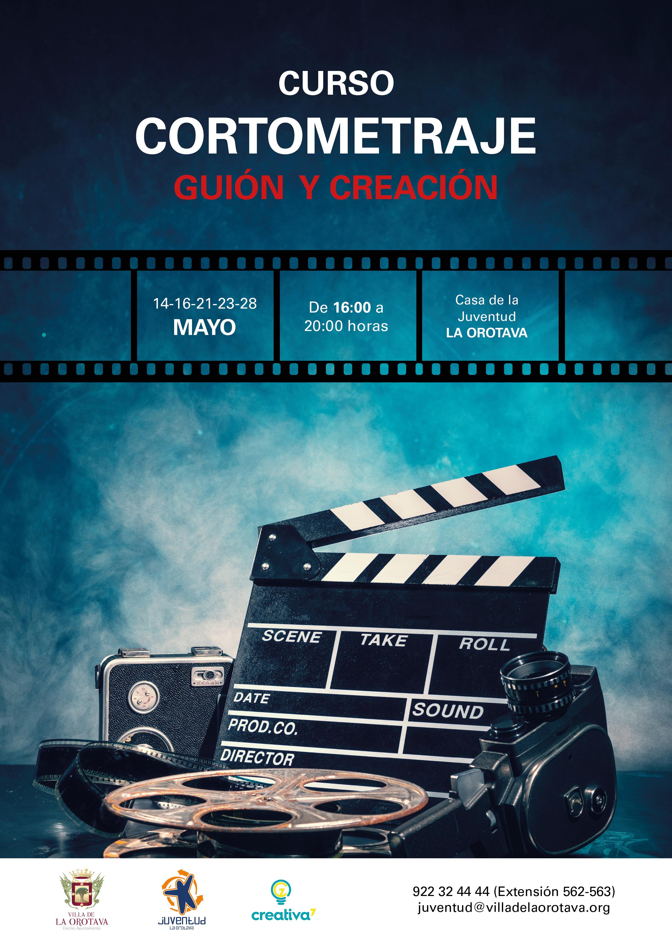 Guión y creación de cortometraje