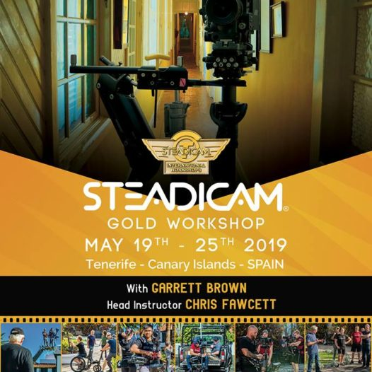Steadicam Gold Workshop