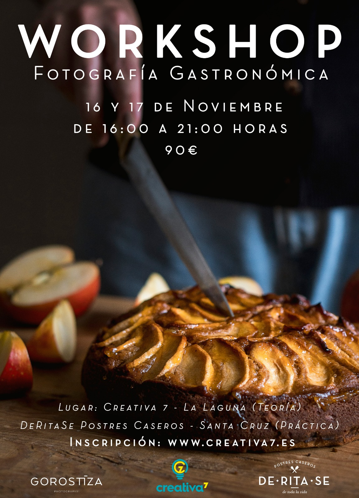 Fotografía gastronómica (2ª edición)