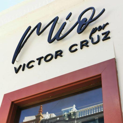 Víctor Cruz inaugura Mío, su nueva apuesta gastronómica en la Calle de La Noria