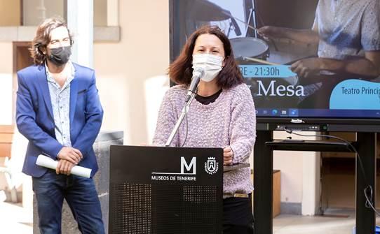 Jonay Mesa y Javier Infante abren este jueves la XIV edición del Festival 6Cuerdas en el Muna